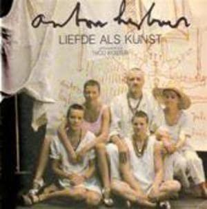 9789062164592: Anton Heyboer: Liefde als Kunst Gefotografeerd door Nico Koster