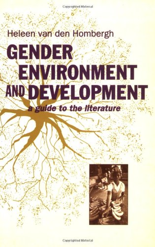 9789062249923: Gender, Environment and Development: A Guide to the Literature