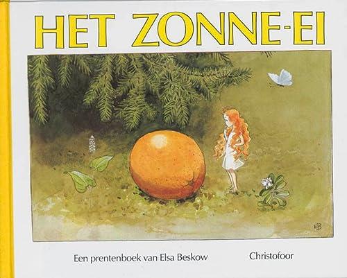 9789062381845: Het zonne-ei: een prentenboek van Elsa Beskow