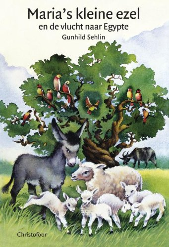 Maria's kleine ezel en de vlucht naar Egypte - Sehlin, Gunhild