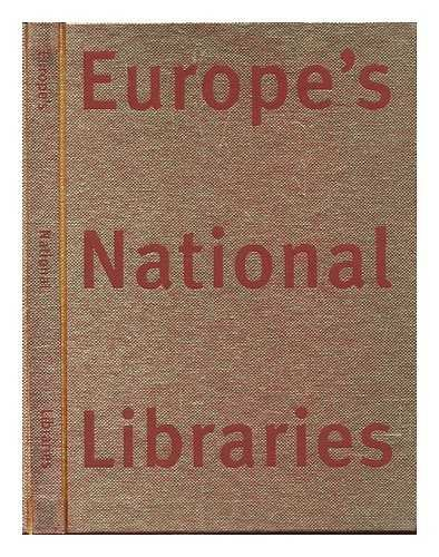 Europe's national libraries : 15 years of: Shaw, Roger