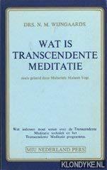 9789062690015: Wat is transcendente meditatie: Zoals geleerd door Maharishi Mahesh Yogi (Dutch Edition)