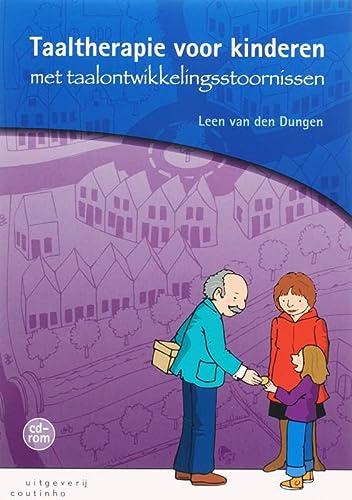 9789062834990: Taaltherapie voor kinderen met taalontwikkelingsstoornissen: verantwoording van behandeldoelen tos & behandelsuggesties voor kinderen met een taalniveau van 0 tot 6 jaar