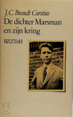 De dichter Marsman en zijn kring: Brandt Corstius, J.