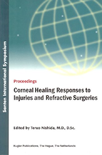 9789062991570: Corneal Healing Responses to Injuries and Refractive Surgeries