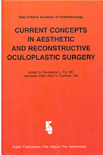 9789062991778: Current Concepts in Aesthetic and Reconstructive Oculoplastic Surgery