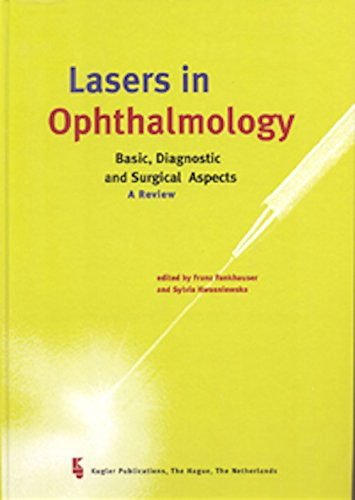 9789062991891: Lasers in Ophthalmology : Basic, Diagnostics and Surgical Aspects