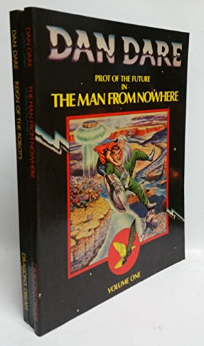 9789063325114: Dan Dare: The Man from Nowhere v. 1