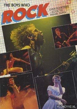 9789063329211: Boys Who Rock