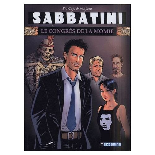 9789063346676: Sabbatini, Tome 1 : Le congr�s de la momie