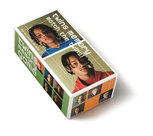 Twins Memory Game 3rd print - Gerritzen, Mieke; van Mensvoort, Koert
