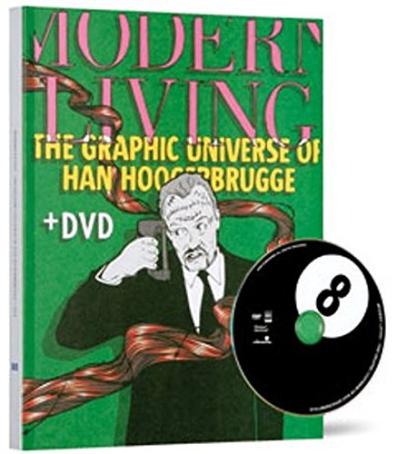 9789063691875: Modern Living: The Graphic Universe of Han Hoogerbrugge + DVD