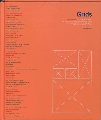 9789063692117: Grids / druk 1: 100 manieren om grids toe te passen