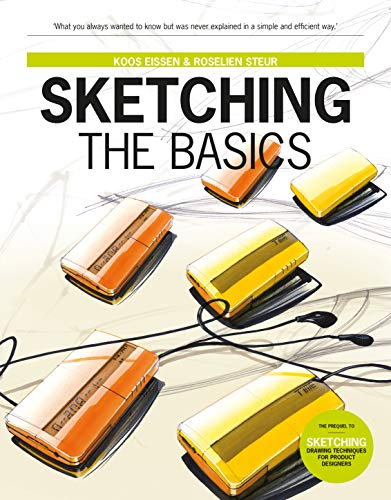 9789063692537: Sketching: The Basics (2nd printing)