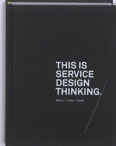This is Service Design Thinking: Basics -