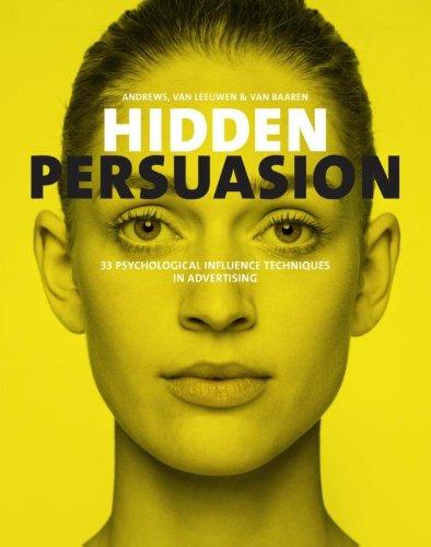 Visual persuation unveiled / druk 1 (Hardcover): van Baaren