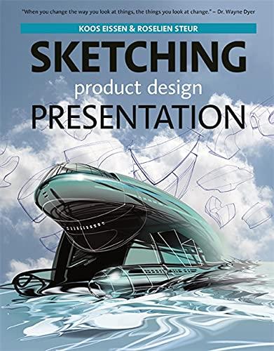Sketching, Product Design Presentation: Eissen, Koos/ Steur, Roselien