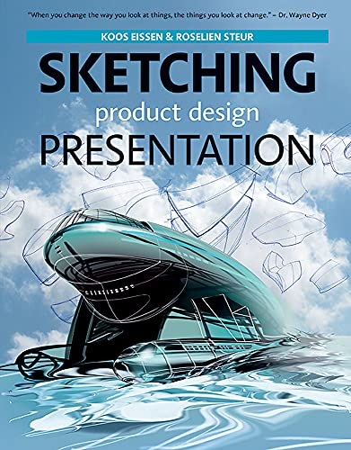 Sketching, Product Design Presentation (Hardcover): Koos Eissen