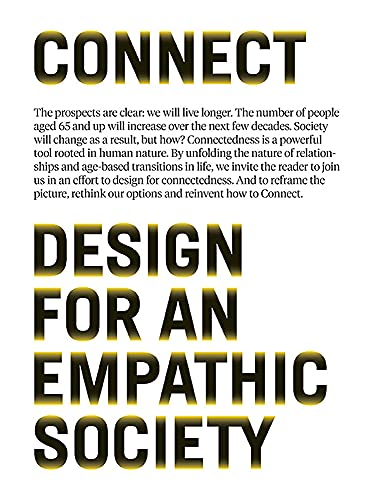 9789063693312: Connect: Design for an Empathic Society: Design for an Emphatic Society