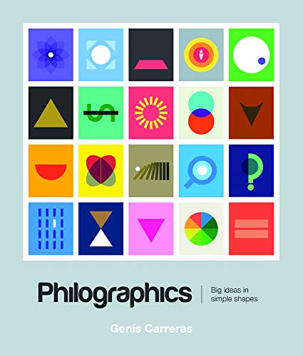 9789063693411: Philographics: Big Ideas in Simple Shapes