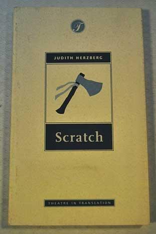 9789064033476: Scratch (Theatre in translation)