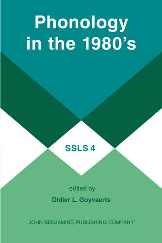 9789064391507: Phonology in the 1980's