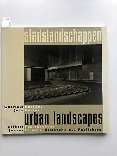 Stadslandschappen: Gabriele Basilico and