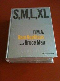 9789064502101: Small, Medium, Large, Extra Large: O.M.A., Rem Koolhaas and Bruce Mau