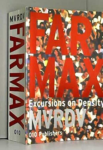 9789064502668: Farmax - Excursions on Density MVRDV