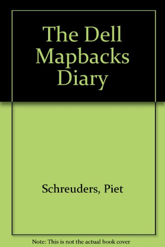 "The Dell ""Mapbacks"" Diary (9064503044) by Schreuders, Piet"
