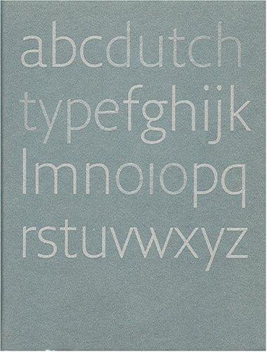 9789064504600: Dutch Type