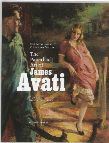 9789064505805: The Paperback Art of James Avati