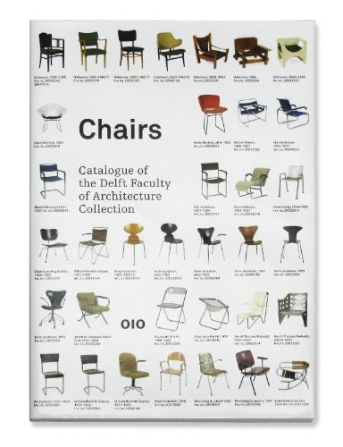 9789064506192: Chairs: Catalogue of the Delft Faculty of Architecture Collection