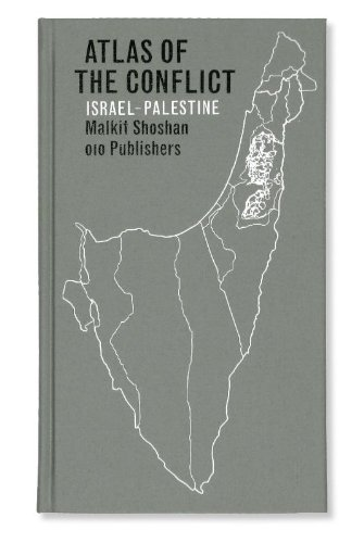 9789064506888: Atlas of the Conflict: Israel - Palestine