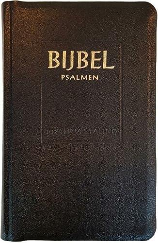Bijbel Statenvertaling met Psalmen, 12 gezangen en
