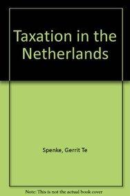 Taxation in the Netherlands: Spenke, G.