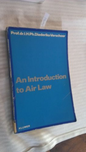 9789065440976: Introduction to Air Law 1983