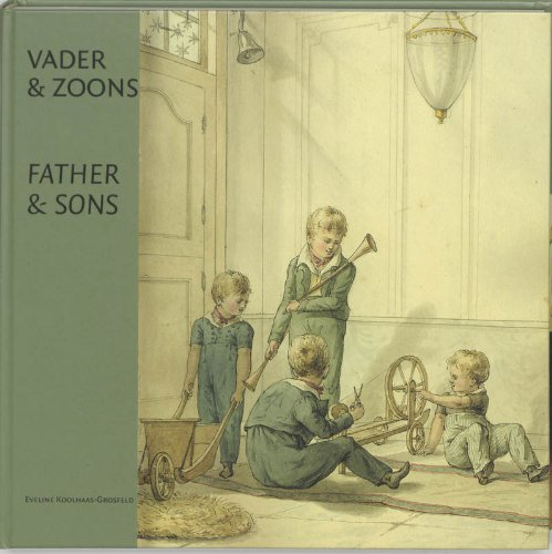 9789065501820: Father & sons: Jacob de Vos Wzn. (1774-1844) and the journals he drew for his children