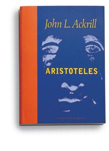 Aristoteles.: ACKRILL, J.L.,