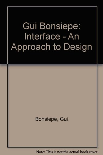 9789066172128: INTERFACE - AN APPROACH TO DESIGN