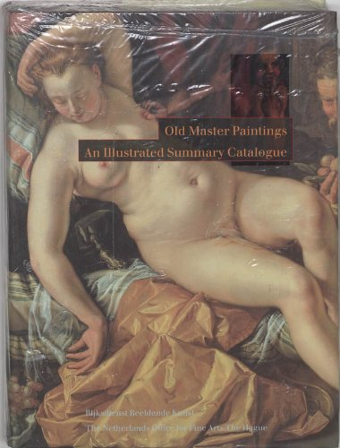 9789066303669: Old master paintings: an illustrated summary catalogue