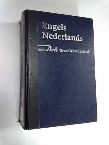 9789066481435: Van Dale Groot Woordenboek Engles Nederlands (Van Dale Grote woordenboeken)