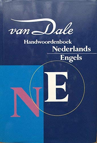 9789066482074: Van Dale handwoordenboek Nederlands-Engels (Dutch and English Edition)