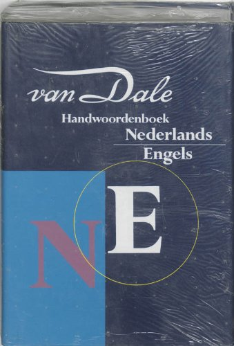 9789066482180: Dutch-English Dictionary (Van Dale handwoordenboeken voor hedendaags taalgebruik) (Dutch and English Edition)