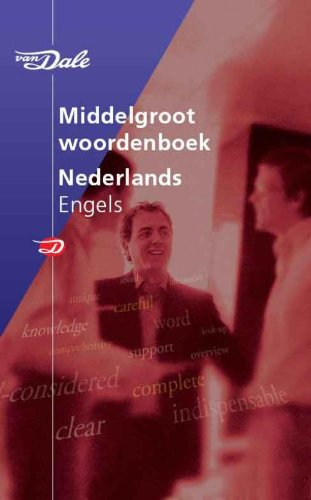 9789066482814: Van Dale Concise Dutch-English Dictionary (English and Dutch Edition)