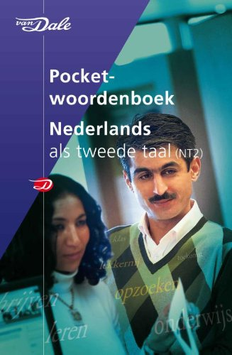 Van Dale Pocketwoordenboek Nederlands Als Tweede Taal: M. Verburg