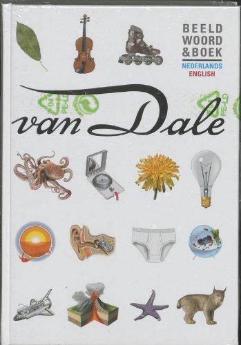 9789066489752: Van Dale Beeldwoordenboek Nederlands Engels