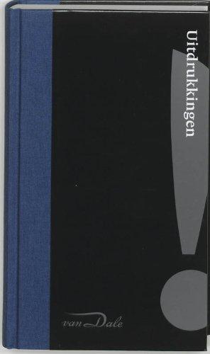 9789066489875: Van Dale Uitdrukkingen / druk 1