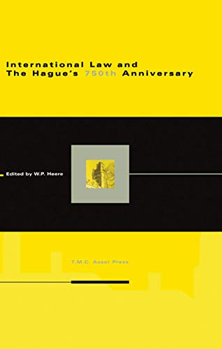 9789067041096: International Law and The Hague's 750th Anniversary
