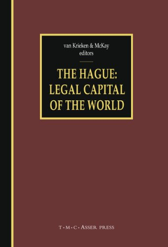 The Hague legal capital? : liber in honorem W.J. Deetman.: Vriesendorp, David, Frans A. Nelissen, ...